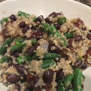 quinoa dates
